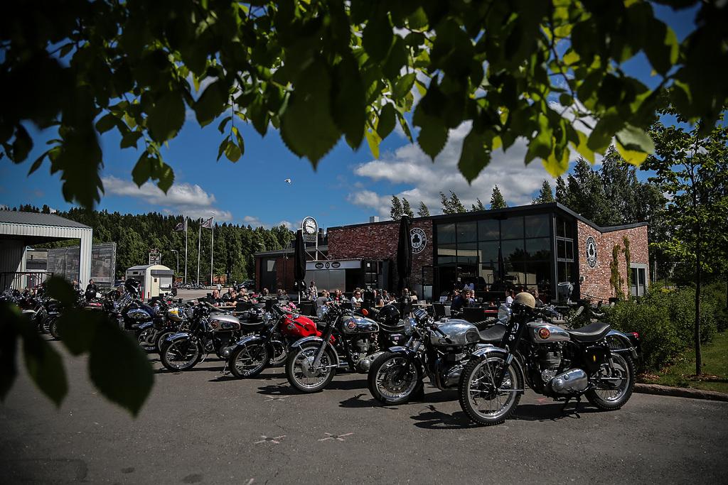 Moottoripyörämuseo Lahti